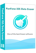 Product box of PanFone iOS Data Eraser