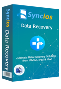 Product box of panfone data recovery mac