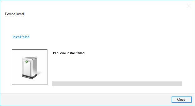panfone download file failed